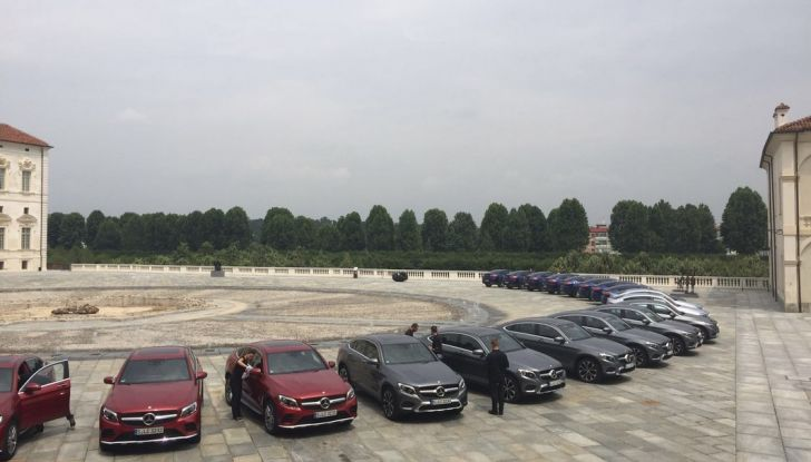 Mercedes GLC Coupè prova su strada, prezzi e allestimenti - Foto 24 di 27