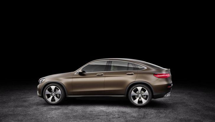 Mercedes GLC Coupè prova su strada, prezzi e allestimenti - Foto 15 di 27
