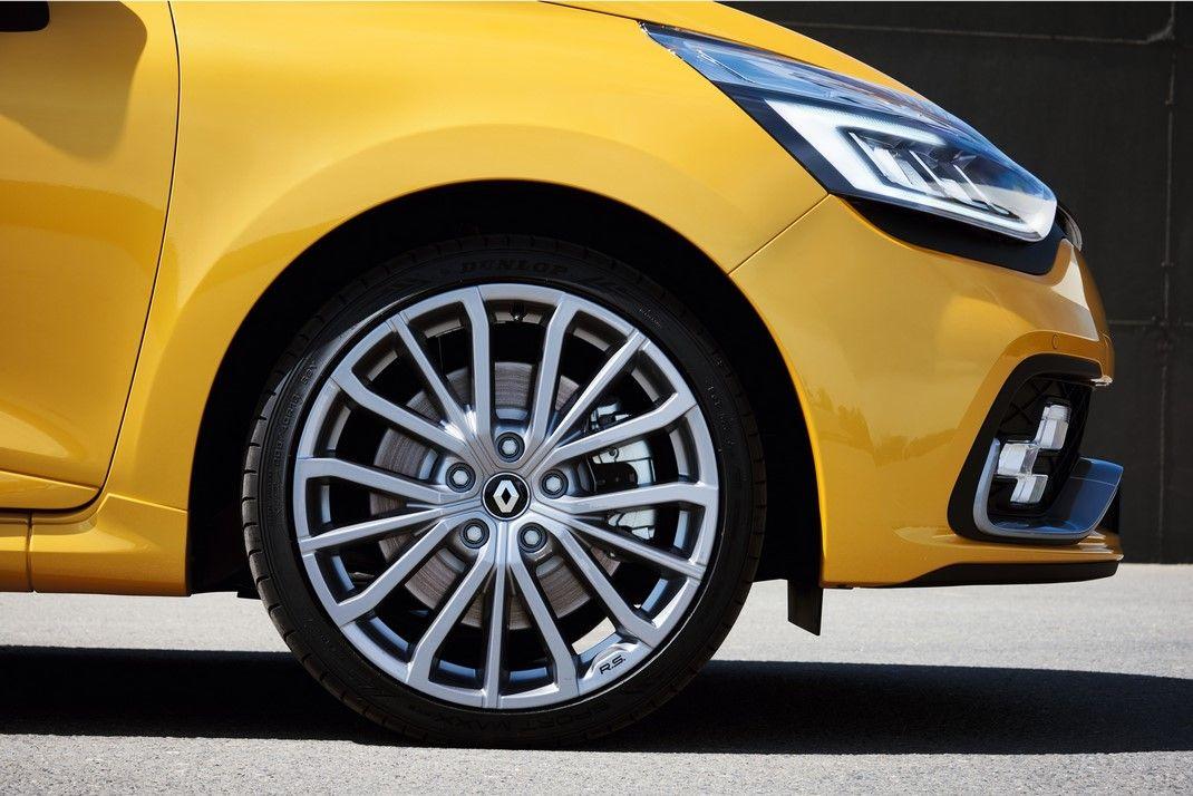Renault Clio RS 2016: la scheda tecnica di Sport, Cup e Trophy