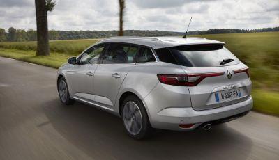 Nuova Renault Megane Sporter: gamma e prezzi