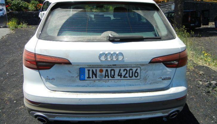 Nuova Audi A4 allroad quattro