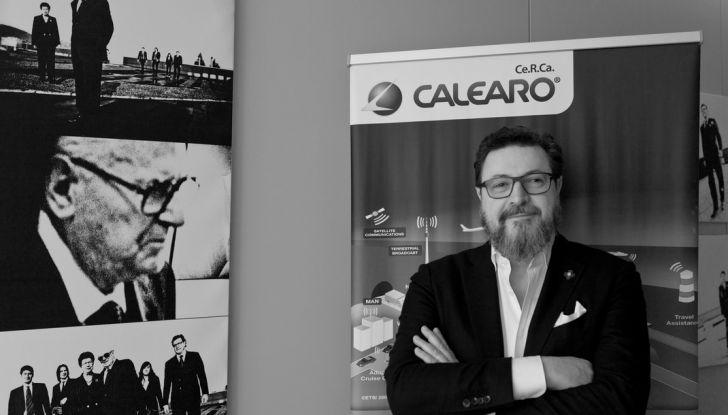 Massimo Calearo Ciman ed Antenne Calearo Spa