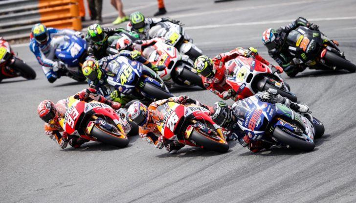 Orari diretta TV8 e Sky MotoGP 2016, Sachsenring - Foto 11 di 14