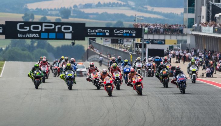 Orari diretta TV8 e Sky MotoGP 2016, Sachsenring - Foto 14 di 14