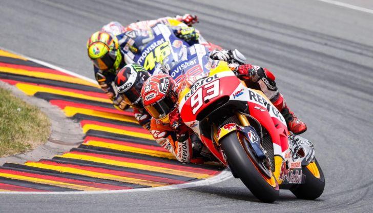 Orari diretta TV8 e Sky MotoGP 2016, Sachsenring - Foto 3 di 14
