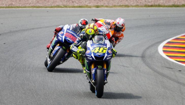 Orari diretta TV8 e Sky MotoGP 2016, Sachsenring - Foto 5 di 14