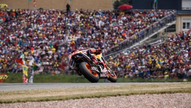 Orari diretta TV8 e Sky MotoGP 2016, Sachsenring - Foto 6 di 14