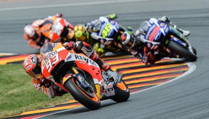 Orari diretta TV8 e Sky MotoGP 2016, Sachsenring - Foto 7 di 14