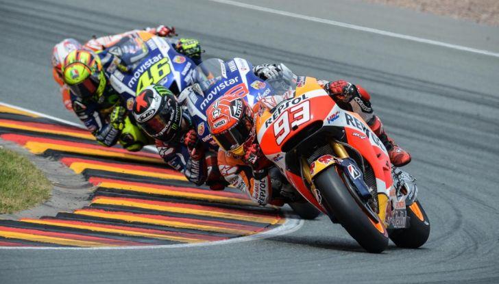 Orari diretta TV8 e Sky MotoGP 2016, Sachsenring - Foto 1 di 14
