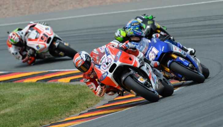 Orari diretta TV8 e Sky MotoGP 2016, Sachsenring - Foto 9 di 14