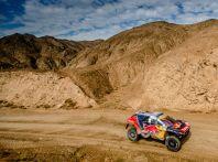 Silk Way: Loeb domina ma viene penalizzato