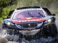 Silk Way Rally: doppietta Peugeot nella settima tappa