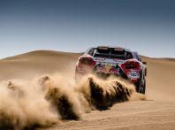 Silk Way Rally: podio 100% Peugeot