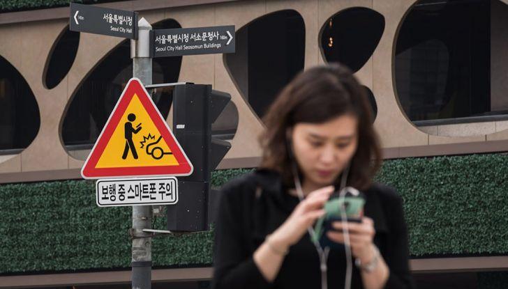 Pokemon GO e Smartphone, in Corea del Sud i cartelli stradali appositi - Foto 1 di 10