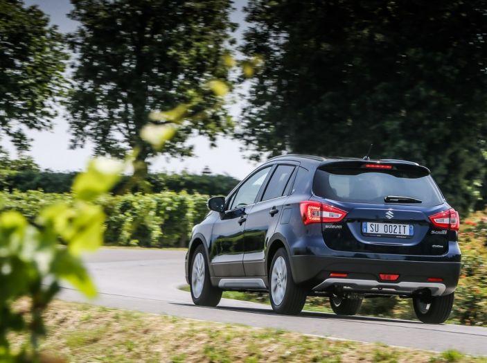 Nuova Suzuki S-Cross, prova su strada, prezzi e motorizzazioni - Foto 15 di 25