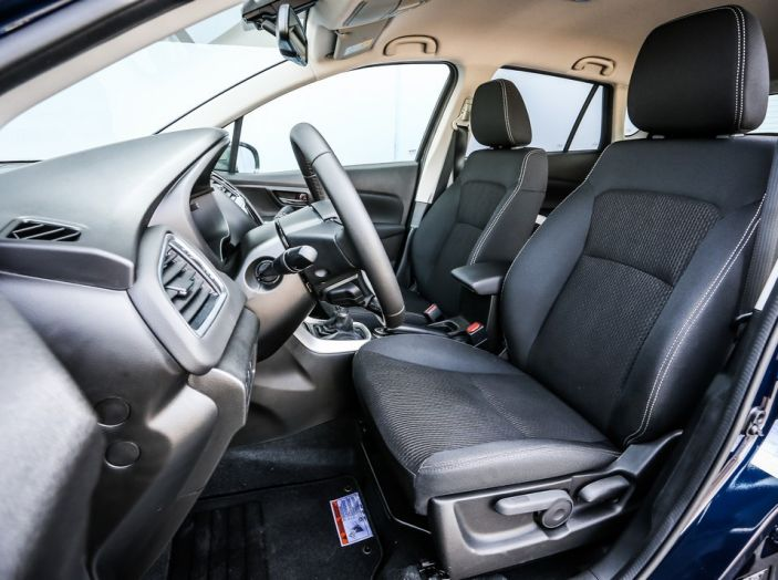 Nuova Suzuki S-Cross, prova su strada, prezzi e motorizzazioni - Foto 21 di 25