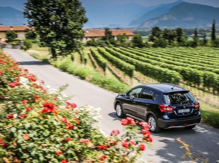 Nuova Suzuki S-Cross, prova su strada, prezzi e motorizzazioni - Foto 12 di 25