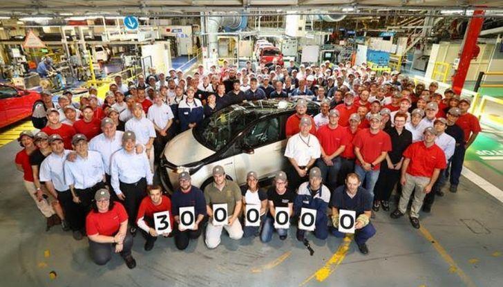 Toyota Yaris: 3 milioni di unità per l'impianto francese di Valenciennes - Foto 3 di 8