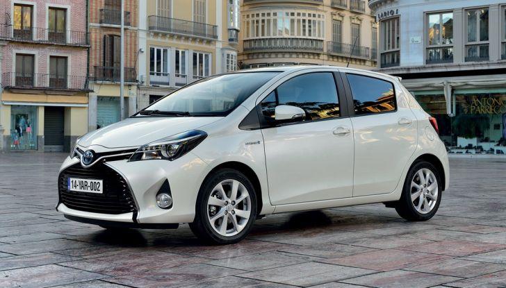 Toyota Yaris: 3 milioni di unità per l'impianto francese di Valenciennes - Foto 2 di 8
