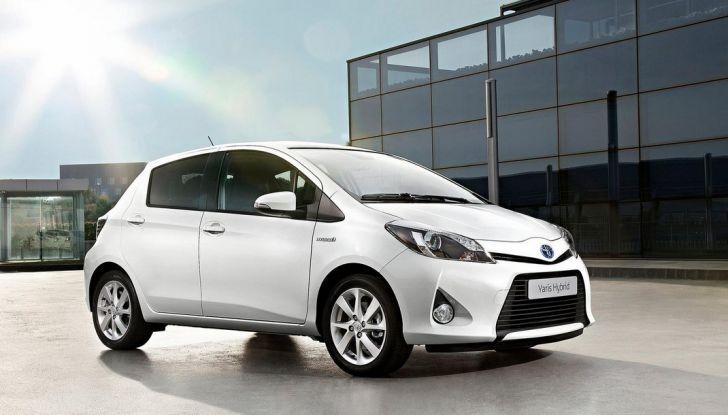 Toyota Yaris: 3 milioni di unità per l'impianto francese di Valenciennes - Foto 6 di 8