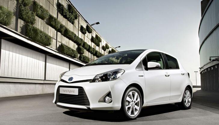 Toyota Yaris: 3 milioni di unità per l'impianto francese di Valenciennes - Foto 8 di 8