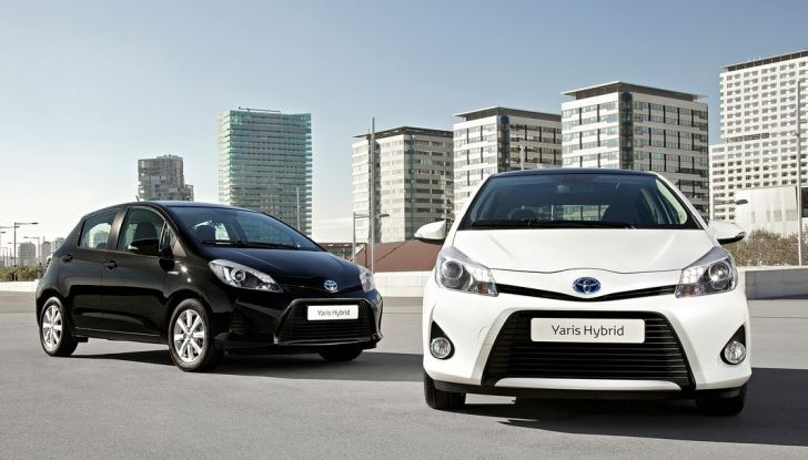Toyota Yaris: 3 milioni di unità per l'impianto francese di Valenciennes - Foto 4 di 8