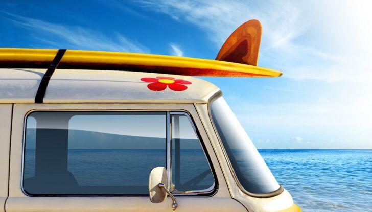 Vacanze in auto all'estero, le norme da rispettare per chi viaggia - Foto 3 di 10