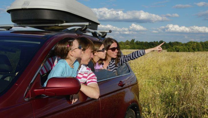 Vacanze in auto all'estero, le norme da rispettare per chi viaggia - Foto 2 di 10