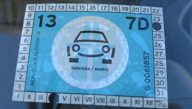 Prezzo vignetta autostradale Slovenia, Austria e Svizzera: ecco quanto costa - Foto 5 di 7