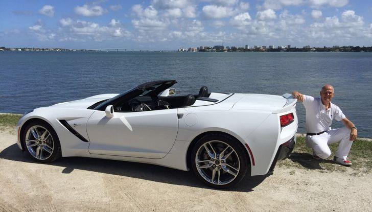 Test Drive: Chevrolet Corvette Cabrio 6.2 V8 provata negli USA - Foto 19 di 19