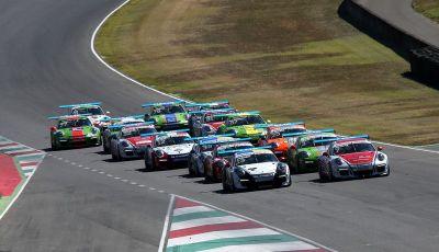Tris di vittorie al Mugello per Ledogar nella Carrera Cup Italia