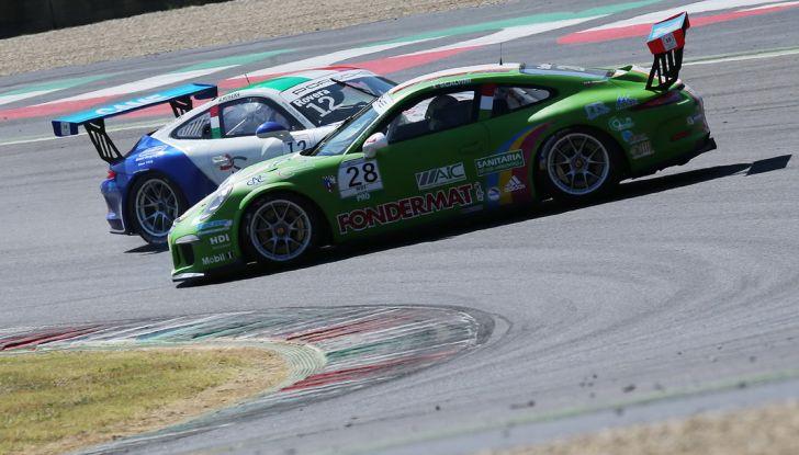 Tris di vittorie al Mugello per Ledogar nella Carrera Cup Italia - Foto 7 di 9
