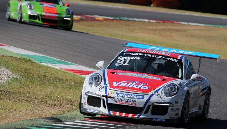 Tris di vittorie al Mugello per Ledogar nella Carrera Cup Italia - Foto 4 di 9