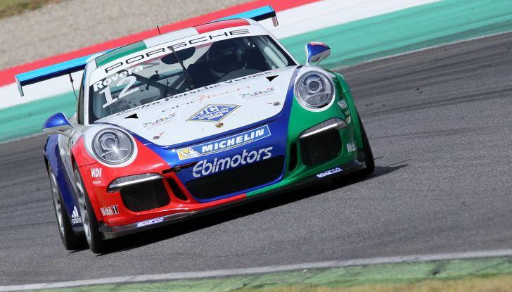 Tris di vittorie al Mugello per Ledogar nella Carrera Cup Italia - Foto 5 di 9