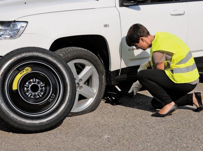 Come riconoscere una ruota danneggiata e quando sostituirla - Foto 5 di 10