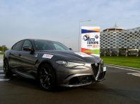 Alfa Romeo Giulia dopo Auto Più Bella Del Web è anche Auto Europa UIGA