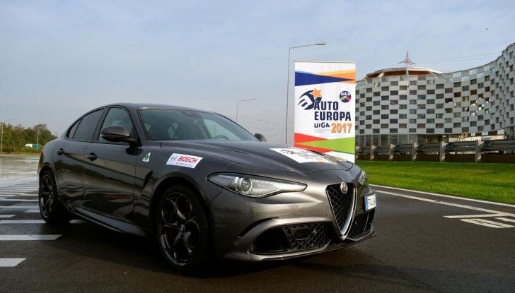 alfa romeo giulia è Auto d'Europa 2017