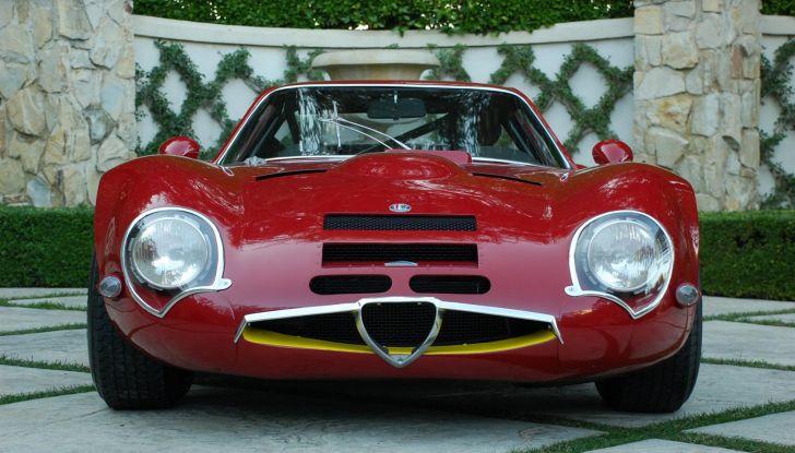 Le 10 Alfa Romeo che hanno fatto la storia dell'automobile - Foto 2 di 10