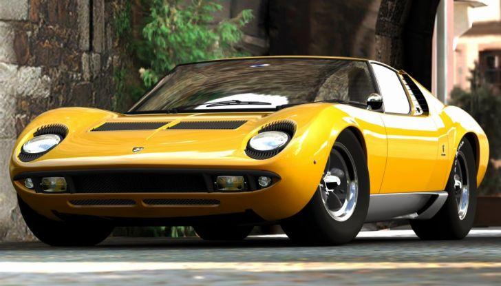 Classifica: le 7 Lamborghini che hanno fatto la storia - Foto 8 di 8