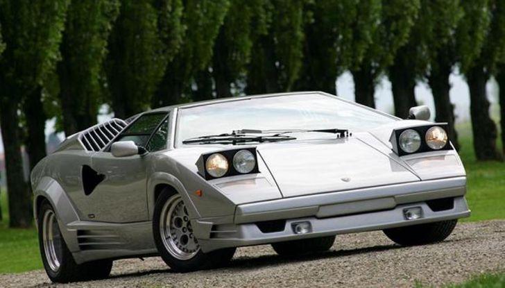 Classifica: le 7 Lamborghini che hanno fatto la storia - Foto 2 di 8