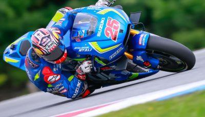 Risultati MotoGP 2016, Silverstone: vince Vinales, Rossi terzo