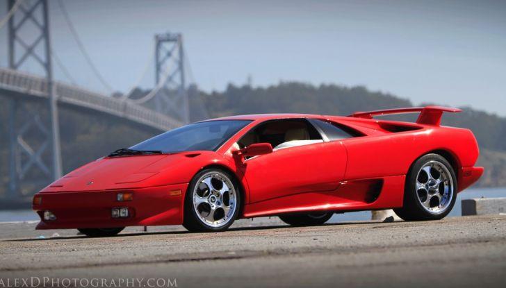 Classifica: le 7 Lamborghini che hanno fatto la storia - Foto 7 di 8