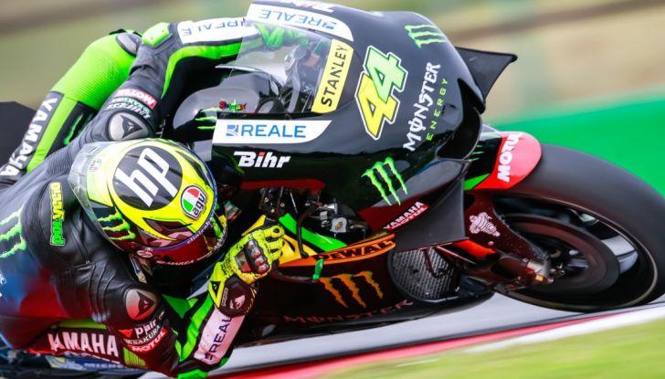 Risultati MotoGP 2016, Silverstone: vince Vinales, Rossi terzo - Foto 19 di 27