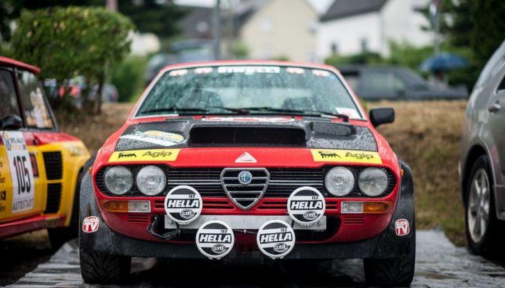 Le 10 auto da rally italiane più belle di sempre - Foto 8 di 11
