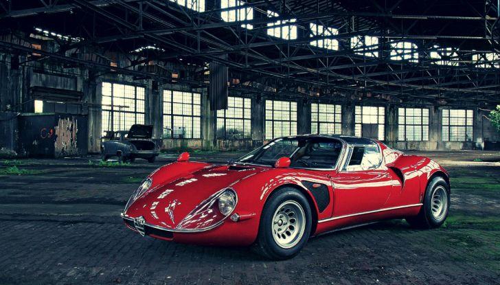 Le 10 Alfa Romeo che hanno fatto la storia dell'automobile - Foto 1 di 10