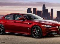 Alfa Romeo Alfetta 2018 verso il ritorno: il rendering di Thorsten Krisch