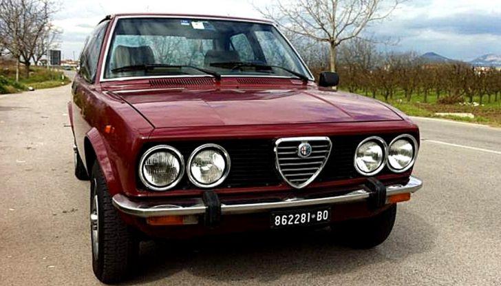 Alfa Romeo Alfetta 2018 verso il ritorno: il rendering di Thorsten Krisch - Foto 3 di 7