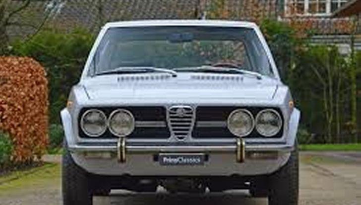 Alfa Romeo Alfetta 2018 verso il ritorno: il rendering di Thorsten Krisch - Foto 6 di 7