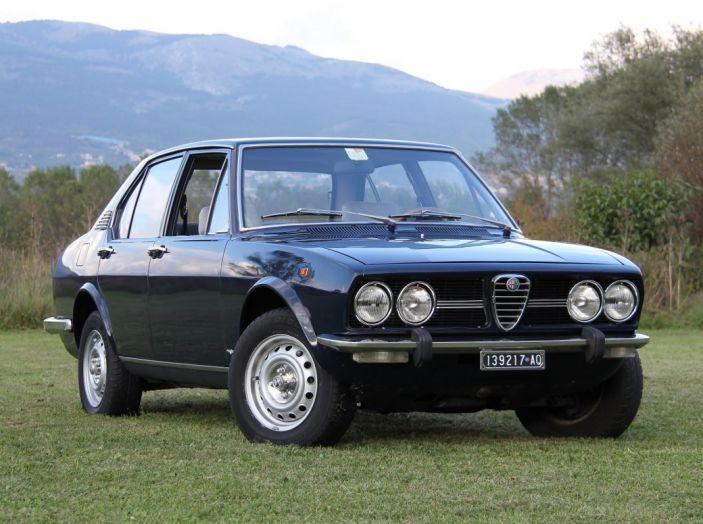 Alfa Romeo Alfetta 2018 verso il ritorno: il rendering di ...