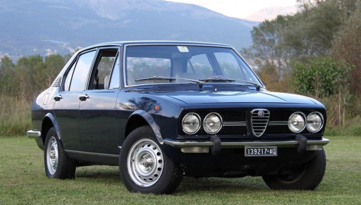 Alfa Romeo Alfetta 2018 verso il ritorno: il rendering di Thorsten Krisch - Foto 7 di 7